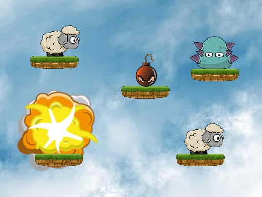 Play Blobs And Sheep Now!