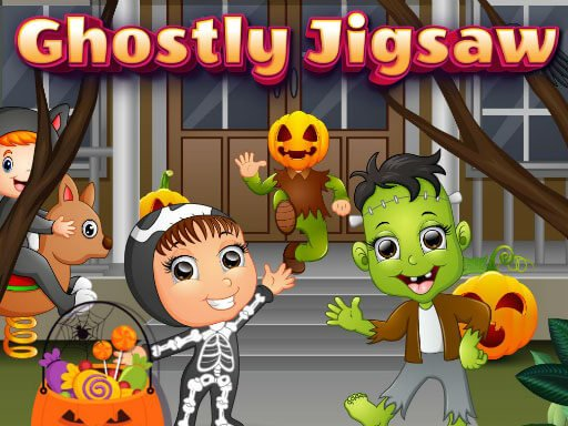 Play Ghostly Jigsaw Now!