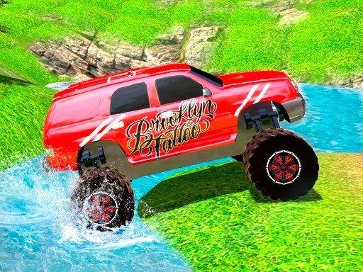 Play Offroad Grand Monster Truck Hill Drive Now!
