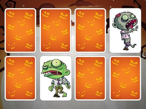 Play Happy Halloween Memory Now!
