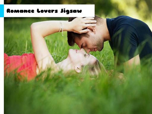 Play Romance Lovers Jigsaw Now!