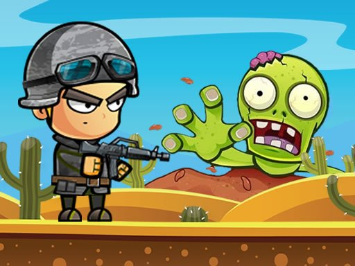 Play Eliminate the Zombies Now!