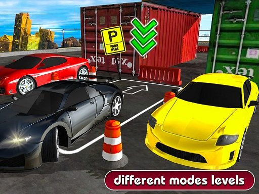 Play Car Parking School Now!