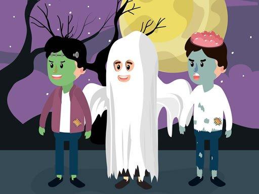 Play Evil Spirits Hidden Now!
