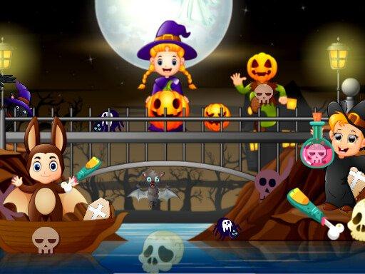 Play Halloween Hidden Objects Now!