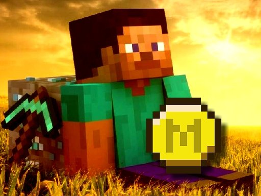 Play Minecraft Coin Adventure Now!