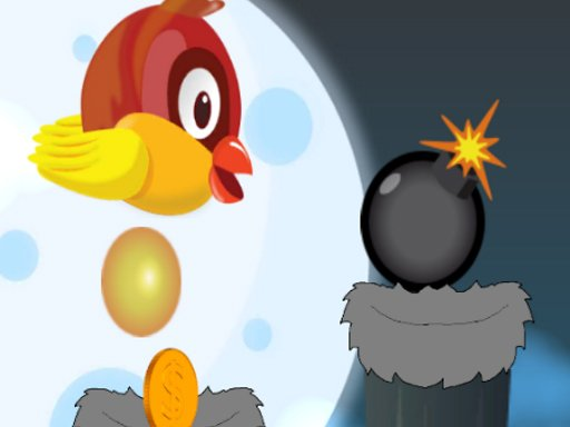 Play Flappy Egg Drop Now!