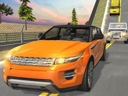 Play Car vs Prado Racing 3D Now!