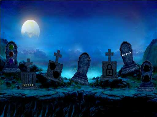 Play Cemetery Escape Now!