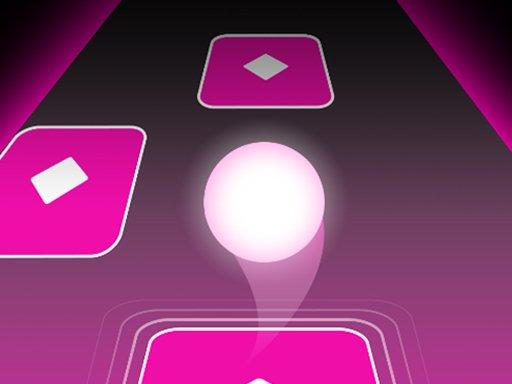Play Dancing HOP: Tiles Ball EDM Rush Now!