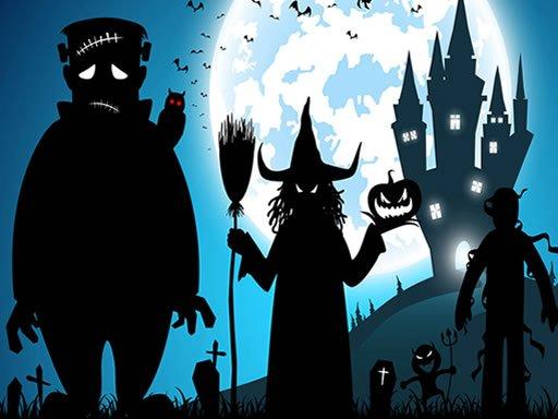 Play Crazy Halloween Memory Now!