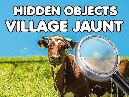 Play Hidden Objects Village Jaunt Now!