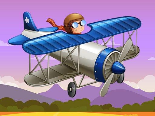 Play Fun Airplanes Jigsaw Now!