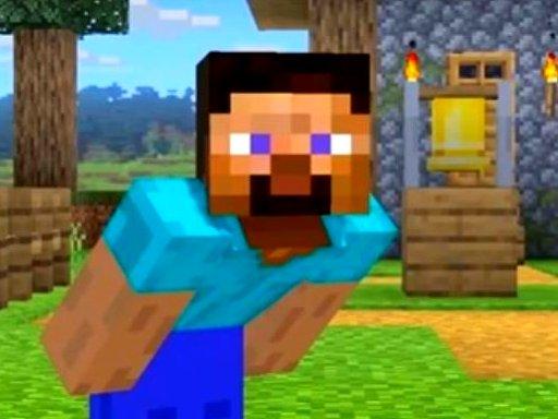 Play Minecraft World Adventure Now!