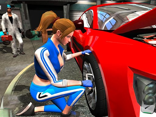 Play Car Mechanic Now!