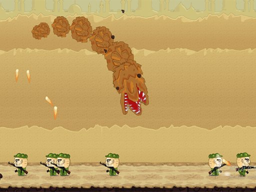Play Sand Worm Now!