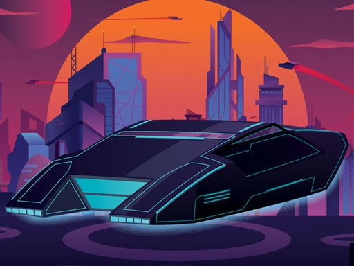 Play Cars In The Future Hidden Now!