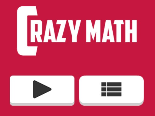 Play Crazy Math Now!