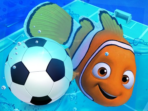 Play Fish Soccer Now!