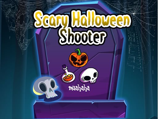 Play Scary Halloween Shooter Now!
