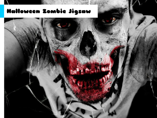 Play Halloween Zombie Jigsaw Now!