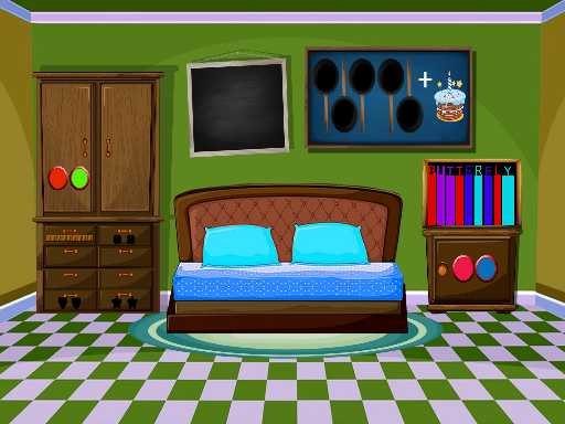 Play Chic House Escape Now!