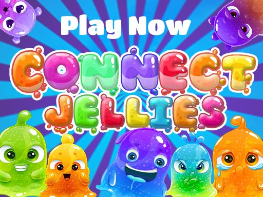 Play Connect Jellies Memory Game Now!