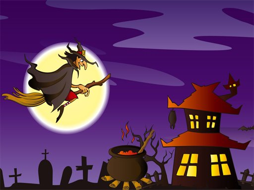 Play Halloween Illustrations Jigsaw Puzzle Now!