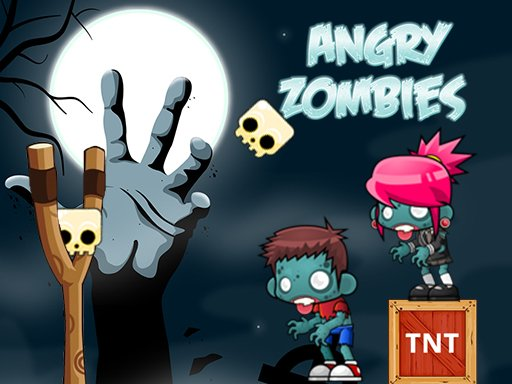 Play Angry Zombies Now!