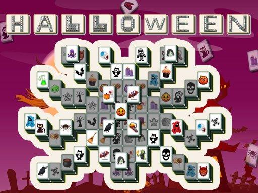 Play Halloween Mahjong Deluxe 2020 Now!