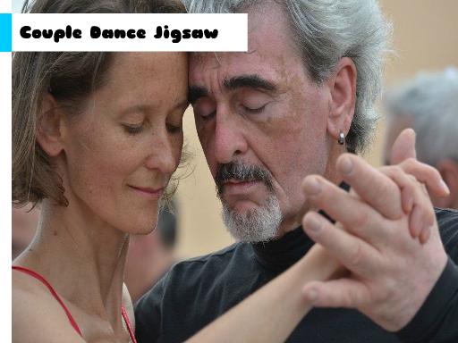 Play Couple Dance Jigsaw Now!