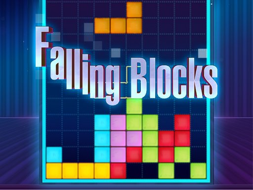 Play Falling Blocks - Tetris Game Now!