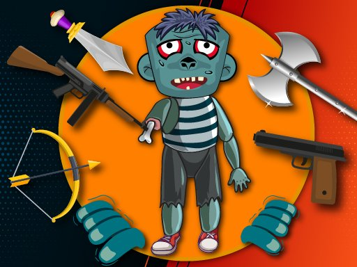 Play Kick The Zombie Now!