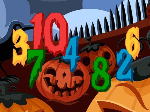 Play Halloween Hidden Numbers Now!
