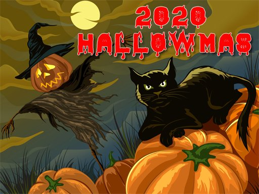 Play Hallowmas 2020 Puzzle Now!