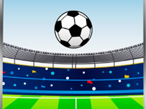 Play Keepy Ups Soccer Now!