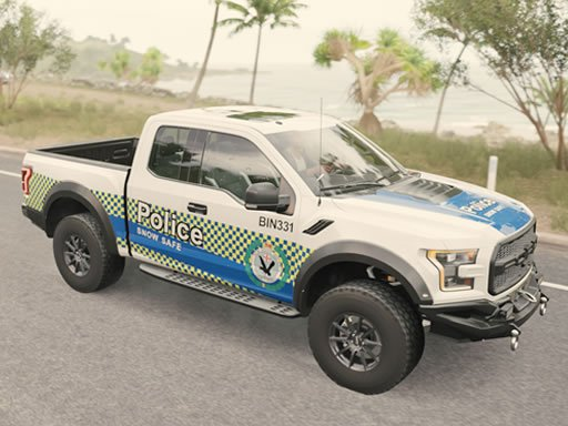 Play Ford F 150 Jigsaw Now!