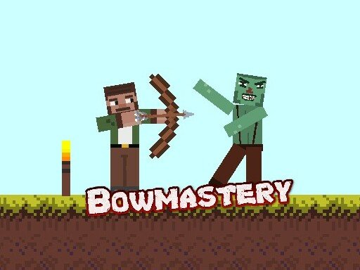 Play Bowmastery: Zombies! Now!