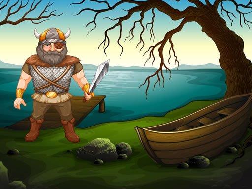 Play Viking Warrior Battle Jigsaw Now!