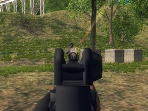 Play Army Shooter Now!