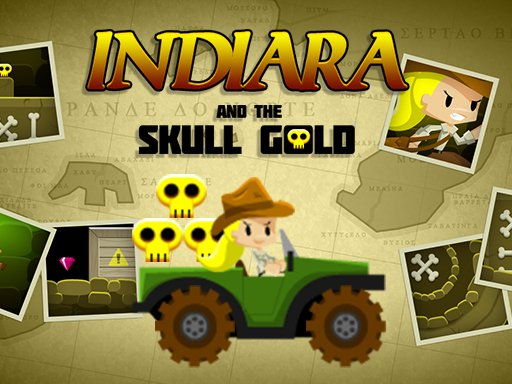 Play Indiara and the Skull Gold Now!