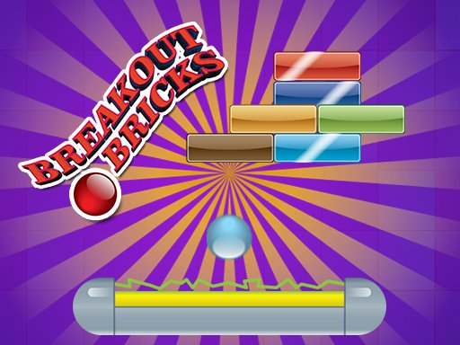 Play Breakout Bricks Game Now!