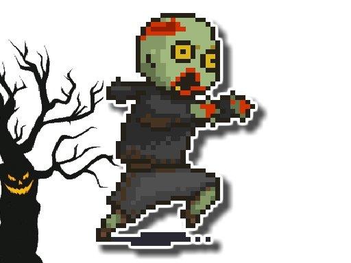 Play Halloween Running Adventure Now!