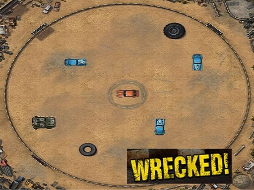 Play wrecked Now!