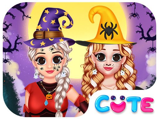 Play Princess Hello Halloween Now!