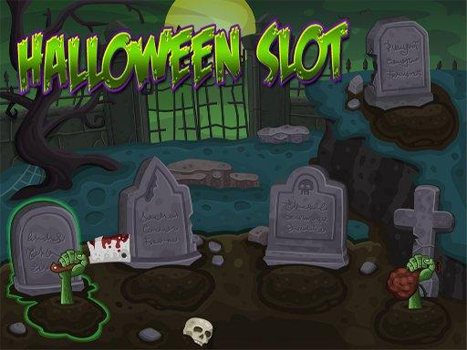 Play Halloween Slot Now!