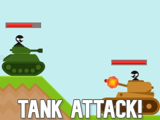 Play Tanks attack! Now!