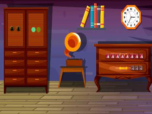 Play Gentle House Escape Now!