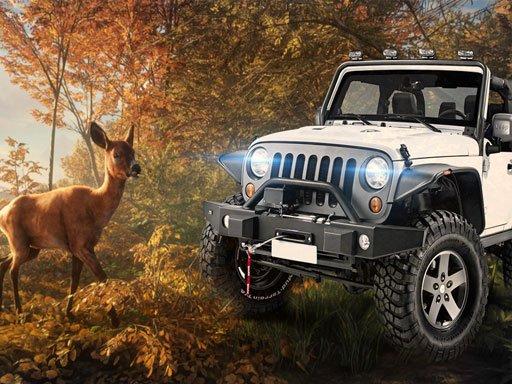 Play Safari Jeep Car Parking Sim: Jungle Adventure Now!