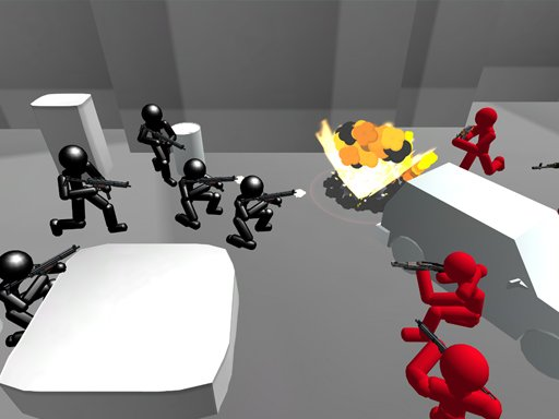 Play Battle Simulator: Counter Stickman Now!